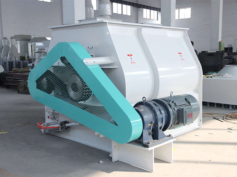 double-shaft efficient mixer