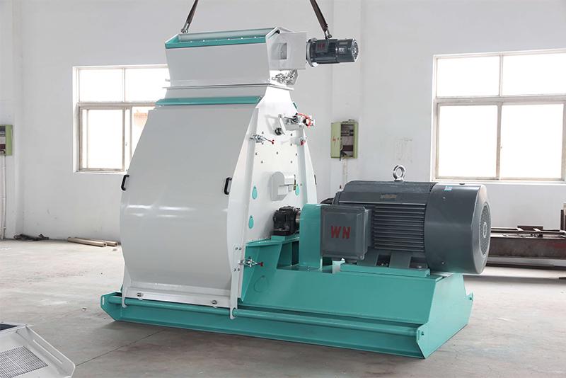 feed hammer mill