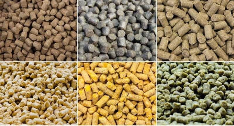 poultry feed pellets