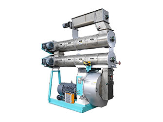 Ring Die Feed Pellet Machine